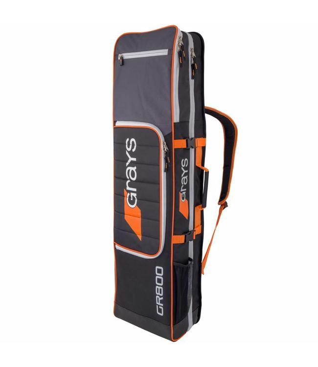 Grays GR800 Sticktas Zwart/Oranje