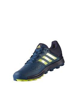 Adidas FlexCloud Heren Blauw/Geel