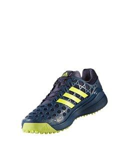Adidas Adizero Hockey Heren Blauw/Geel