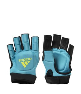 Adidas HKY OD Glove Blau
