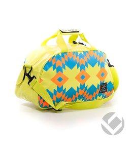 Brabo Shoulderbag DeLuxe Ibiza Lime/Turqoise