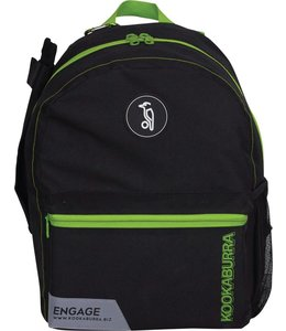 Kookaburra Engage Rucksack Black