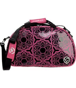Brabo Shoulderbag Flowers Schwarz/Pink