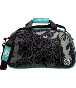 Brabo Shoulderbag Flowers Schwarz