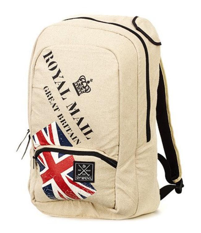 Brabo Backpack Senior Post Royal Mail