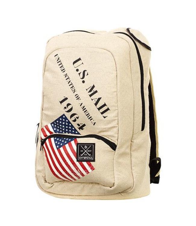 Brabo Backpack Senior Post US Mail