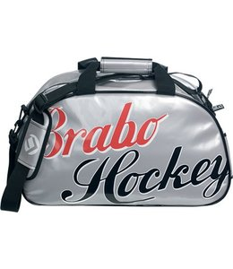 Brabo Shoulderbag Enjoy Silber/Rot