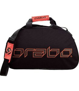 Brabo Shoulderbag Carbon Schwarz/Orange