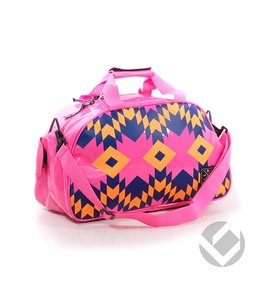 Brabo Shoulderbag Ibiza Pink/Navy