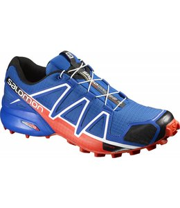 Salomon Speedcross 4 Herren Blue Yonde/Bk/Lava Or