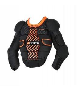 Grays G700 Body Armour Zwart/Oranje