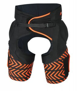 Grays G700 Padded Shorts Zwart/Oranje