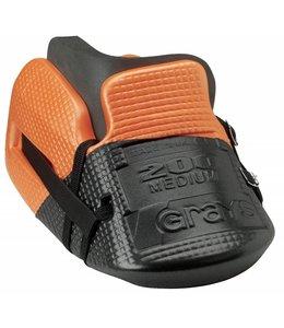 Grays G200 Kickers Schwarz/Orange