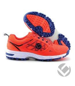 Brabo Tribute shoe Neon Oranje/Blauw