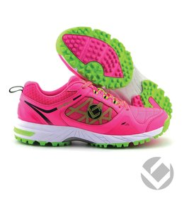 Brabo Tribute shoe Roze/Groen