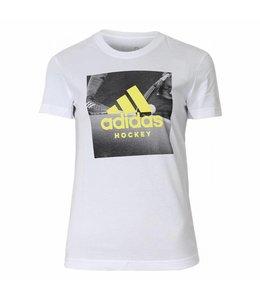 Adidas Graphic Tee Women Wit