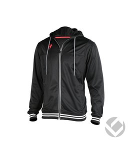 Brabo Tech Hooded Schwarz