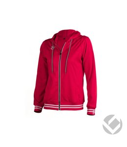Brabo Womens Tech Hooded Rot