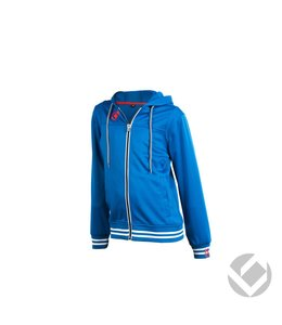 Brabo Kids Tech Hooded Royal Blau