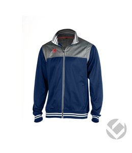 Brabo Tech Jacket Navy