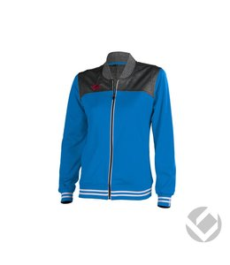 Brabo Womens Tech Jacket Royal Blauw