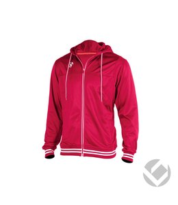 Brabo Tech Hooded Rood