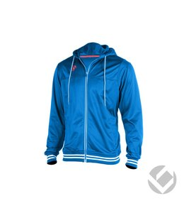 Brabo Tech Hooded Royal Blauw