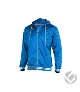 Brabo Tech Hooded Royal Blauw