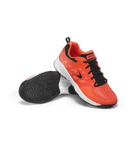 Dita LGHT 100  Indoor Junior Fluo Rot/Schwarz