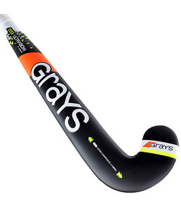 Grays 200i Indoor UB MIC Zwart/Geel