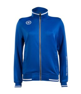 Indian Maharadja Women's tech jacket Cobalt