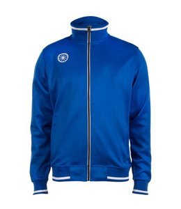 Indian Maharadja Men's tech jacket Cobalt