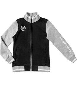 Indian Maharadja Kids tech jacket Zwart