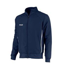 Reece Core Woven Jacket Junior Unisex Navy