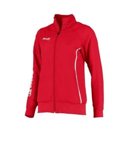 Reece Core Woven Jacket Ladies Rot