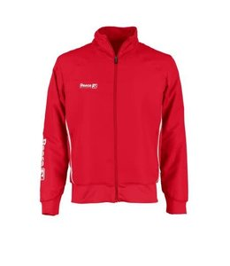 Reece Core Woven Jacket Unisex Rot