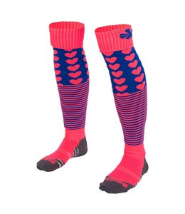 Reece Curtain Socken Royal/Diva Pink