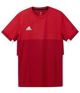 Adidas T16 Short Sleeve Tee Jungen Rot
