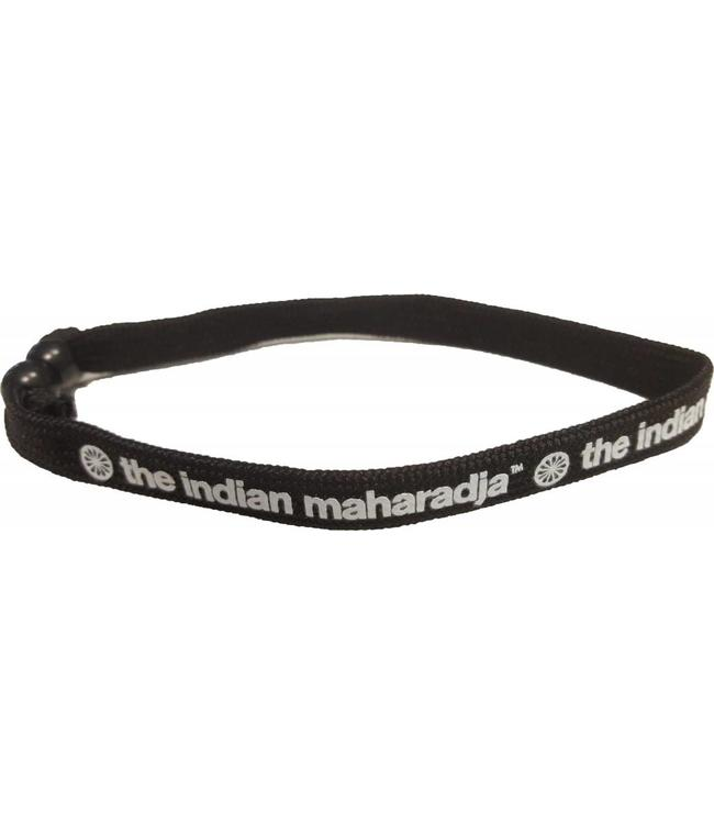 Indian Maharadja Bracelet Wit/Zwart