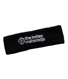Indian Maharadja Headband Schwarz