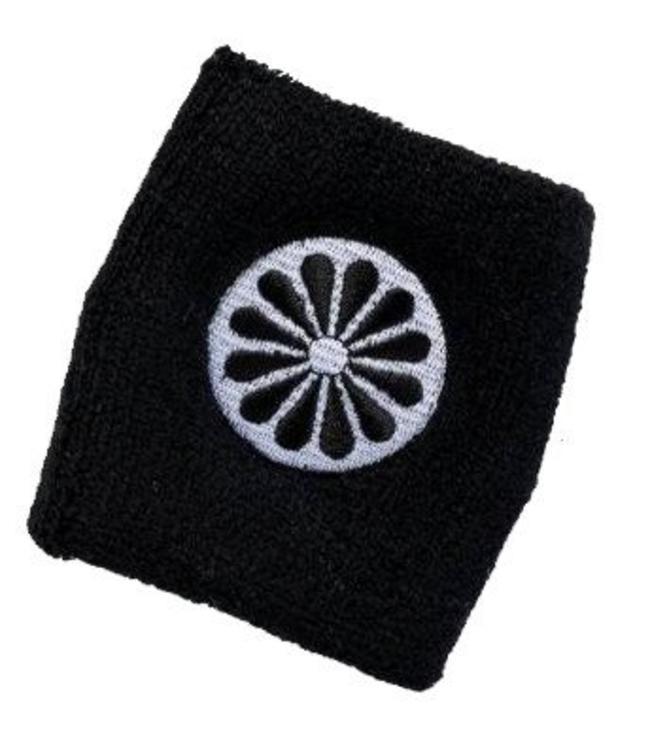 Indian Maharadja Wristband Zwart