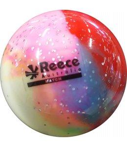 Reece Match Ball Pink/Red Mix
