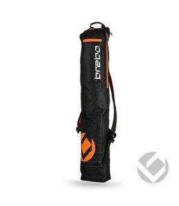 Brabo Stickbag Storm Schwarz/Orange
