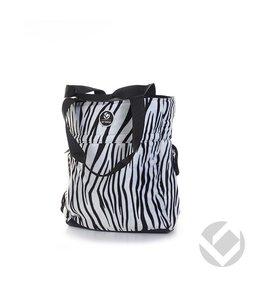 Brabo Tote Bag Animal Zebra