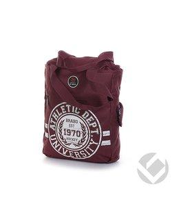 Brabo Tote Bag Athl. Dept. Burgundy