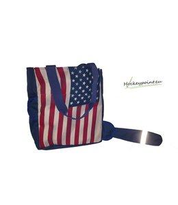 Brabo Tote Bag Flag USA