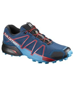 Salomon Speedcross 4 Heren Poseidon/Hawaiian/Fie