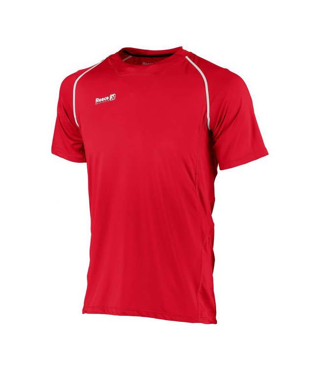 Reece Match Trainings Shirt Unisex Rood