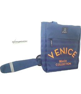 Brabo Tote Bag Venice Beach Navy/Orange