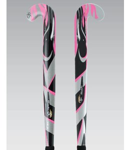 TK Synergy S6 Pink/Schwarz/Silber